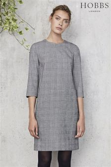 Hobbs Grey Alvy Dress