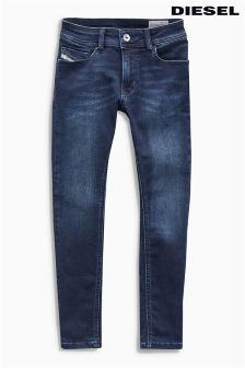 Diesel® Dark Wash Skinny Jean