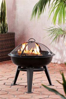 La Hacienda Pizza Fire Pit