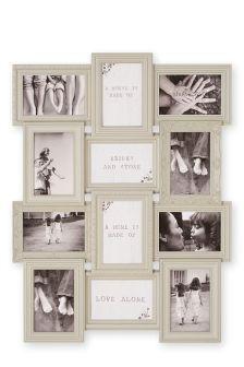 12AP Ornate Collage Frame
