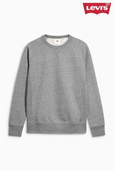 Levi's® Grey Marl Crew Neck Sweater