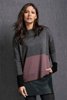 Oversized Merino Boxy Sweater