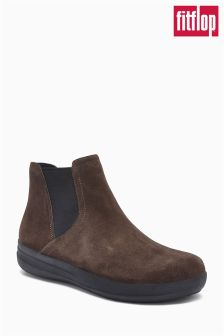 FitFlop™ Brown Chelsea Boots