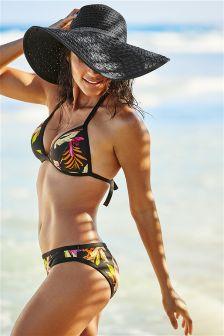 Moulded Triangle Bikini Top
