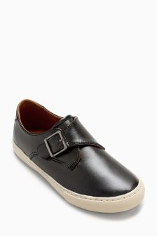 Monk Shoes (Younger Boys)
