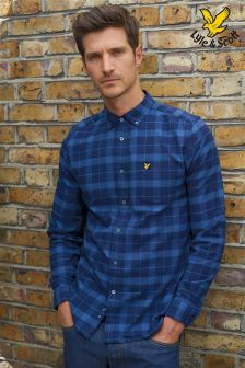 Lyle & Scott Tartan Check Shirt