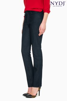 NYDJ Dark Blue Slim Leg Jean