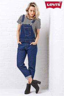 Levi's® Light Wash Heritage Overalls
