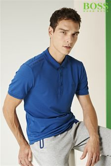 Boss Green Blue Paule Polo