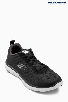 Skechers® Black Flex Advantage 2.0 Trainer