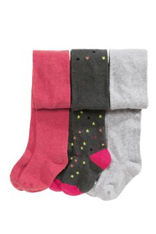 Tights Three Pack (3-12yrs)
