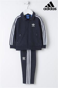 Buy Adidas Sweatsuit Kids Red >Off78%)