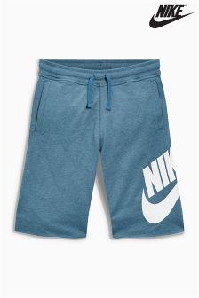 Nike Blue Sportswear Short