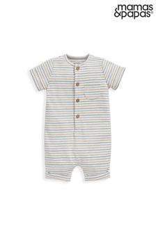 Navy Short Sleeve Dobby Smart Shirt