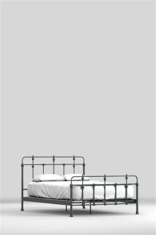Dalston Metal Bed
