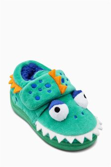 Dino Slipper (Younger Boys)