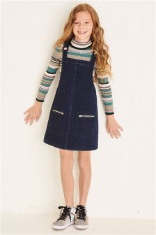 Zip Pini Dress (3-16yrs)