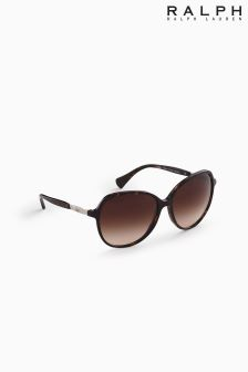 Ralph Lauren Tortoiseshell Slim Arm Sunglasses