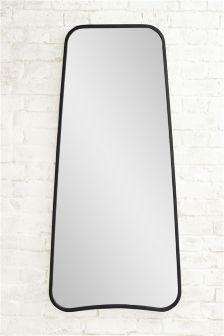 Salvage Wave Leaner Mirror