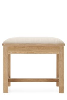 Hampton Oak Stool