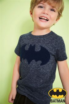 Batman® Bouclé T-Shirt (3mths-6yrs)