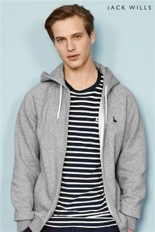 Jack Wills Navy/White Ayleford Stripe T-Shirt