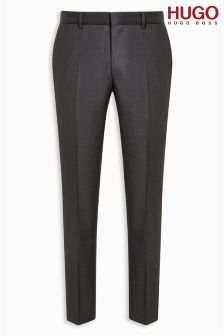 Hugo By Hugo Boss Grey Trousers