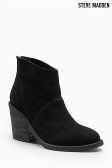 Steve Madden Shrines Western Ankle Boot