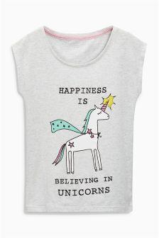 Unicorn T-Shirt (3-16yrs)