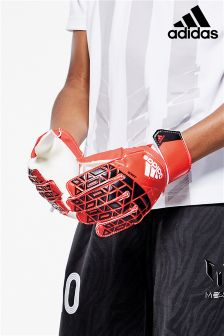 adidas Red Ace Goal Keeper Gloves