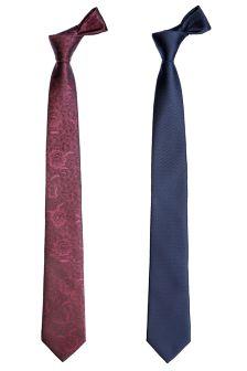 Ties Two Pack