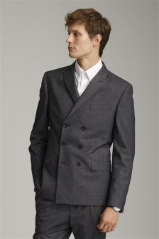 Puppytooth Double Breasted Suit