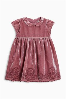 Velvet Dress (3mths-6yrs)