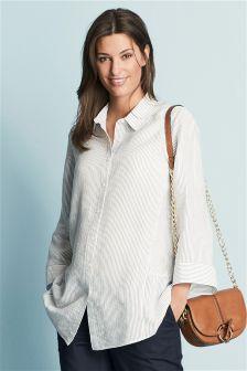 Maternity Stripe Shirt