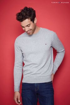Tommy Hilfiger Core Cotton Silk Sweater