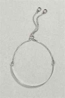 Metal Bar Pully Bracelet