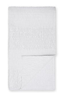 Luxury Hand Stitched Quilted Throw
