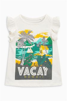 Sparkle Vacay T-Shirt (3mths-6yrs)