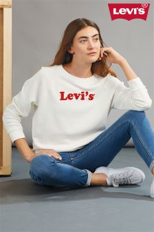 Levi's® Cooper Marshmallow Relaxed Graphic Crew