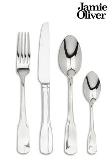 Jamie Oliver 16 Piece Farmhouse Cutlery