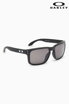 Oakley® Black Holbrook Sunglasses
