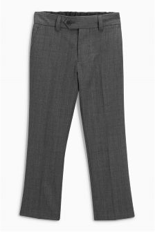 Wool Blend Suit: Trousers (12mths-16yrs)
