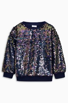 Sequin Sweater (3-16yrs)