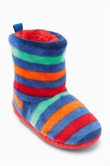 Slipper Boots (Younger Boys)