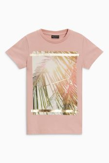 Palm T-Shirt (3-16yrs)