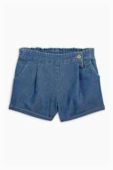 Button Shorts (3mths-6yrs)