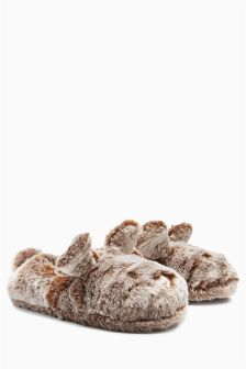 Bunny Character Slippers