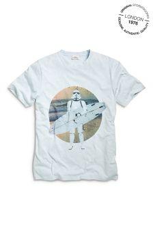 Acid Wash Stormtrooper T-Shirt