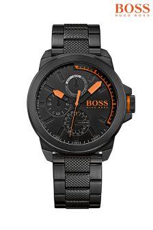 Black Boss Hugo Boss New York Watch