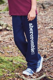 Abercrombie & Fitch Logo Jogger